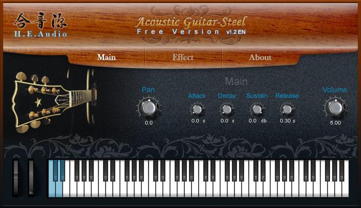 kvr h e audio releases acoustic guitar steel free version v1 2. Black Bedroom Furniture Sets. Home Design Ideas