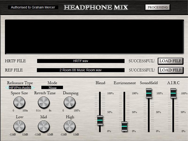 Headphone Mix 3
