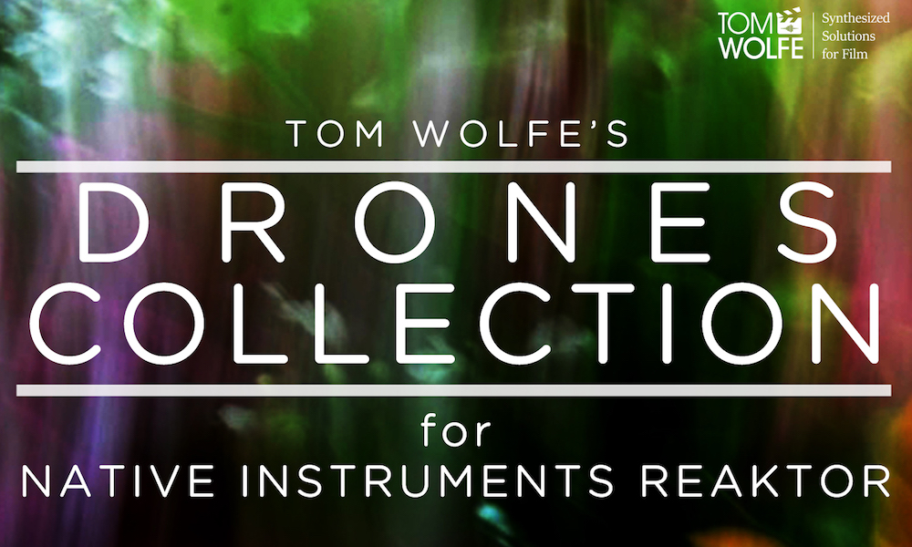 Drones Collection for Reaktor