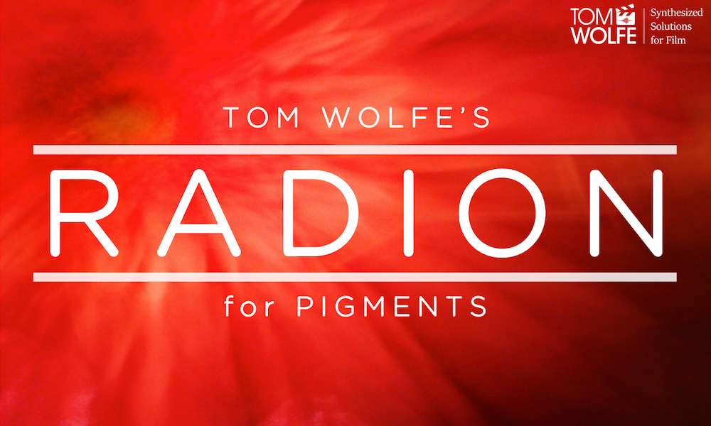 Radion for Pigments