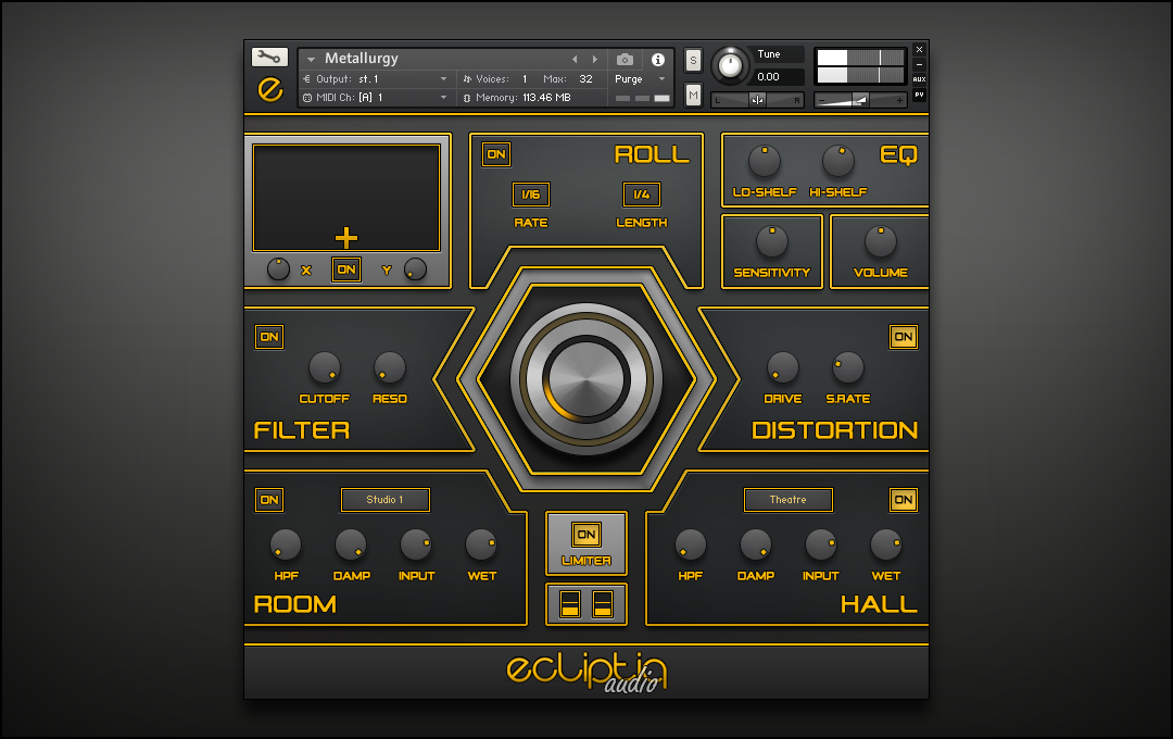 Hexa Trailer Drum Kit