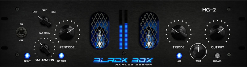 KVR: Plugin Alliance releases Black Box Analog Design HG-2
