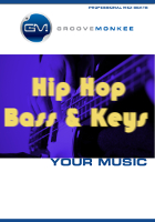 Hip Hop Bass and Keys MIDI Loops