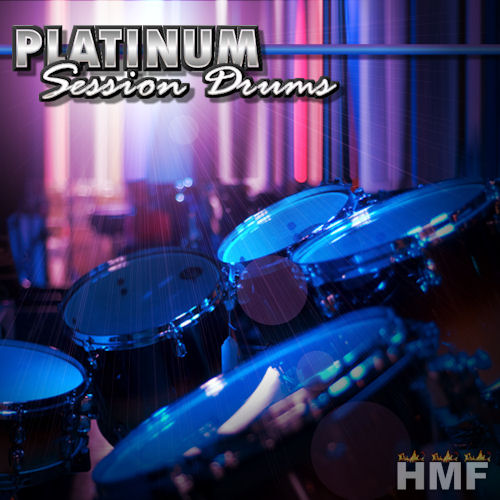 Platinum Session Drums (Refill)