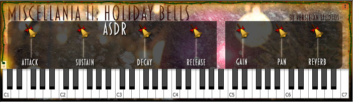 Miscellania II: Holiday Bells