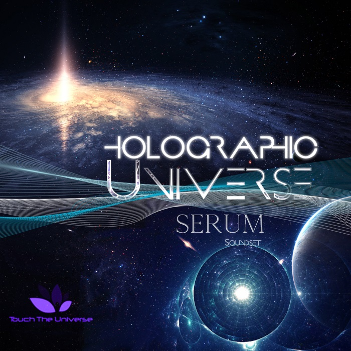 Holographic Universe Soundset for Serum