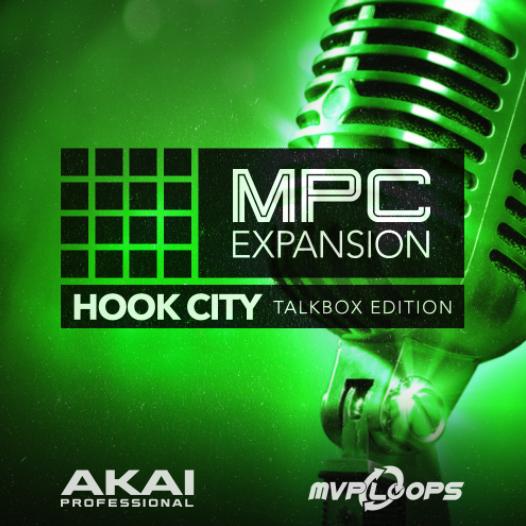 Hook City - Talkbox Edition