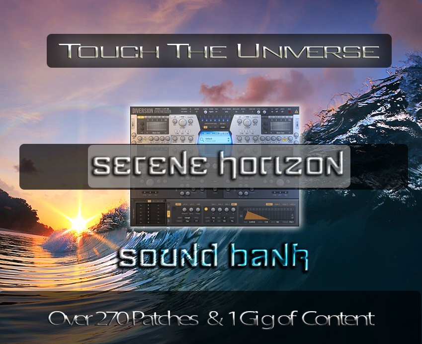 Serene Horizon Sound Bank for Diversion