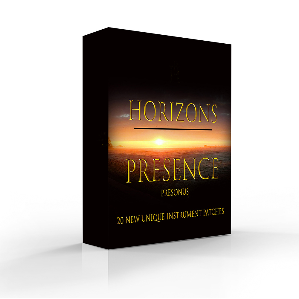 Horizons for Studio One PresenceXT