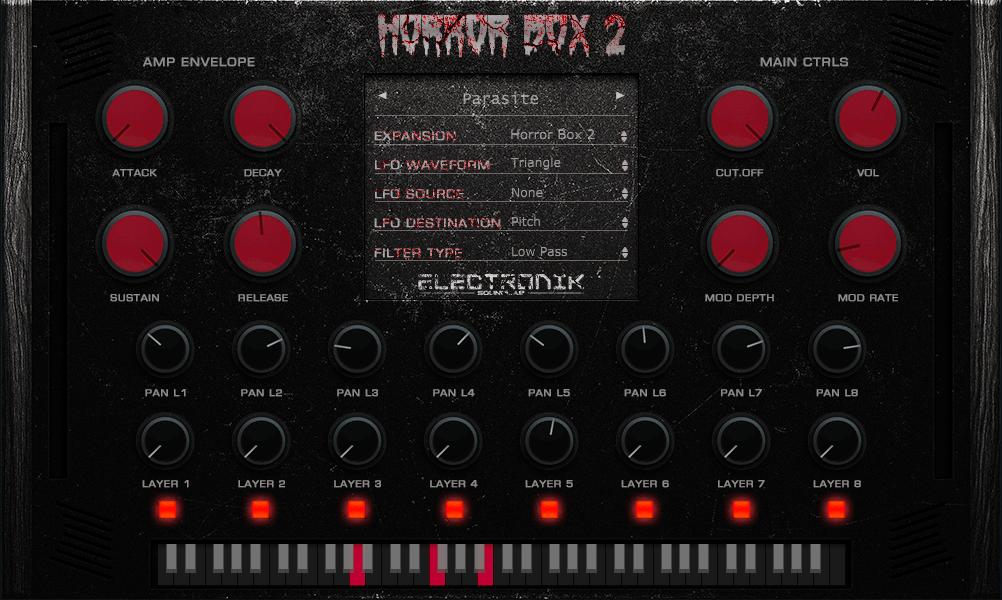 Horror Box 2