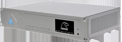 Horus - RAVENNA / AES67 Mic Preamp ADDA converter