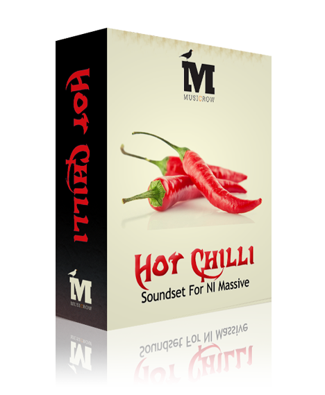 Kvr Hot Chilli By Musicrow Distorted