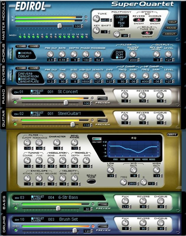 Edirol Virtual Sound Canvas Vst 4 U - soupten