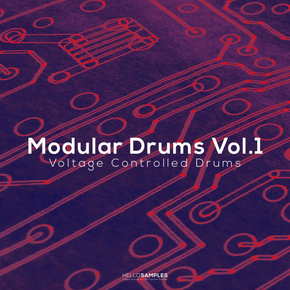 Modular Drums Vol.1