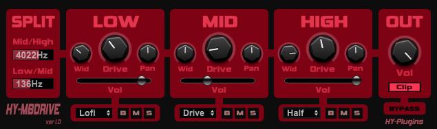 HY-MBDrive