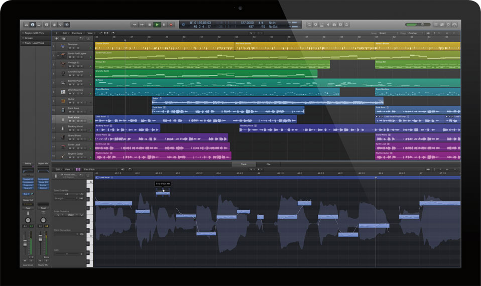 Download Apple Logic Studio 9 Patch Update AudioZ