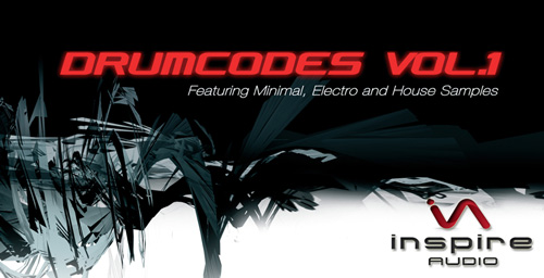 Inspire Audio Drumcodes Vol. 1