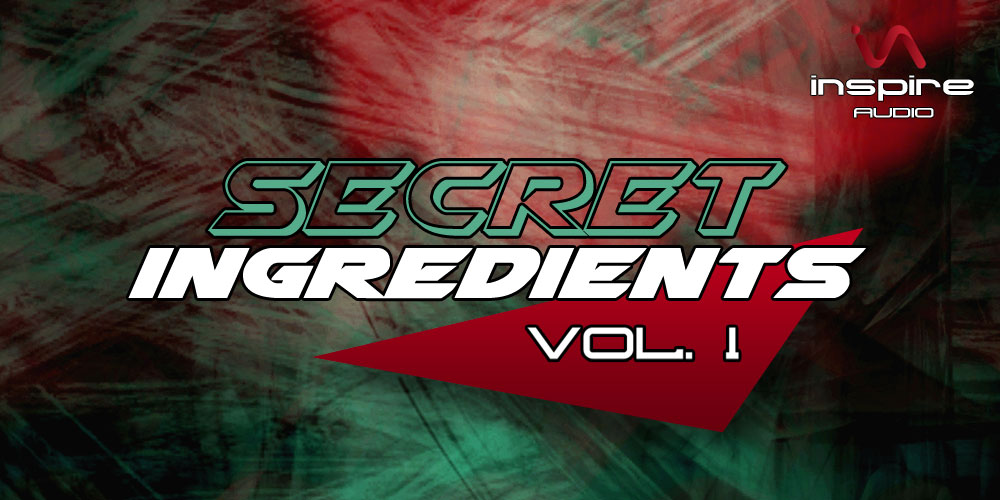 Secret Ingredients Vol.1