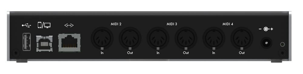 how to connect multiple midi devices to ableton