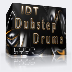 IDT Dubstep Drums - Dubstep Drums Loop Pack