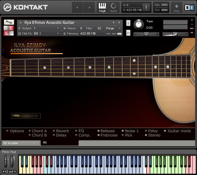 Торрент ilya efimov acoustic guitar.