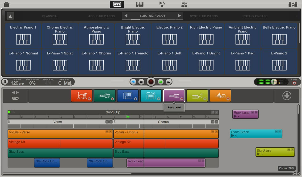 KVR: Ignite by AIR Music Technology - DAW Standalone Application