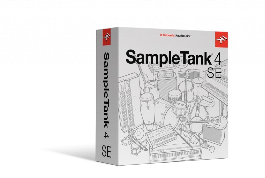 SampleTank 4 SE