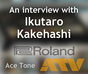 Dream into action: An interview with Ikutaro Kakehashi (Founder of Roland)