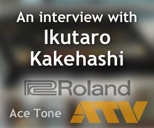Dream into action: An interview with Ikutaro Kakehashi (Founder of Roland)