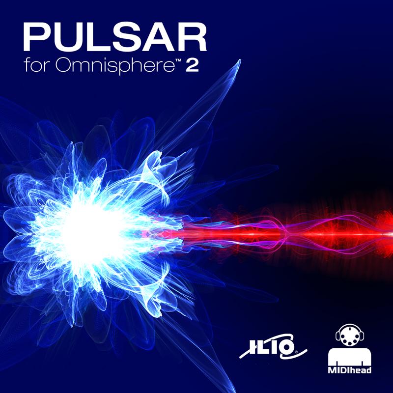 PULSAR for Omnisphere 2.1