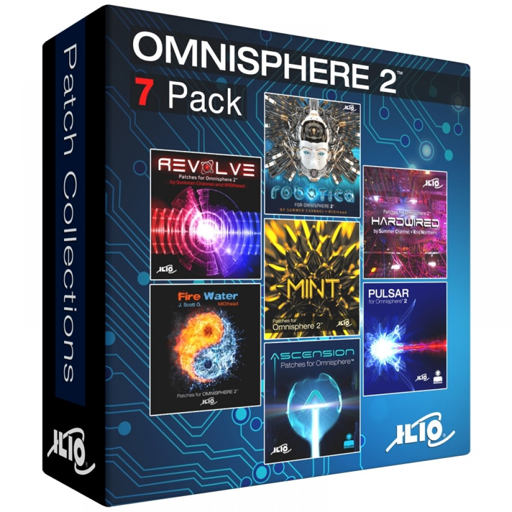 ILIO Patch Collection Bundle for Omnisphere 2