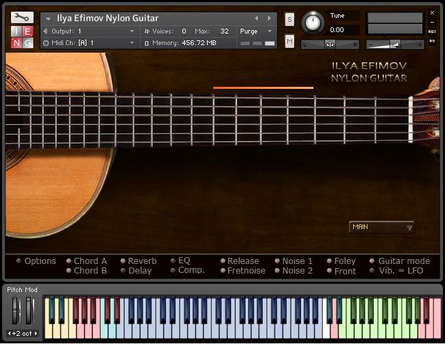 kvr ilya efimov sound production releases ilya efimov nylon guitar for kontakt. Black Bedroom Furniture Sets. Home Design Ideas