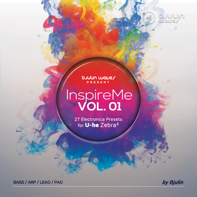 Inspire Me Vol. 01 - Diverse Electronica