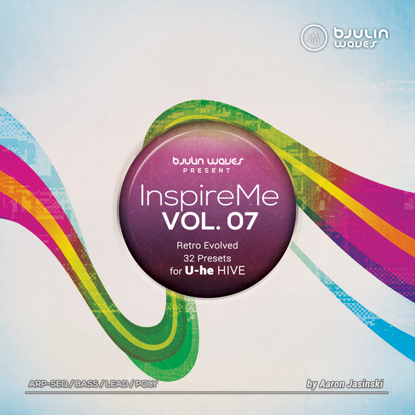 InspireMe Vol. 07 - Retro Evolved