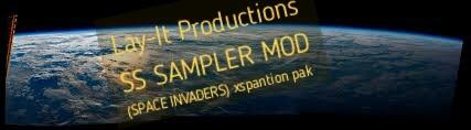 SS sampler mod: SPACE INVADERS xps pak