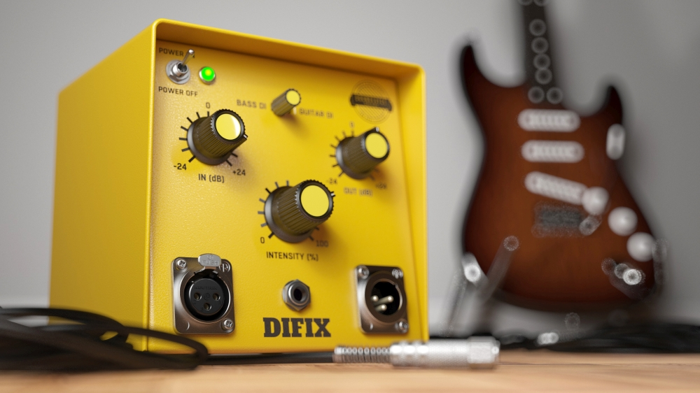 DIFIX by SounDevice Digital