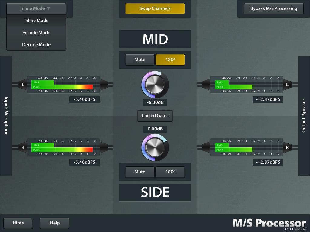M/S Processor