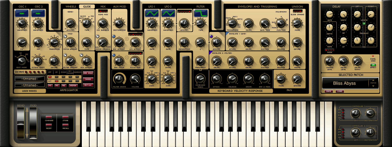 Sorry, gforce imposcar virtual vintage analog synthesizer apologise