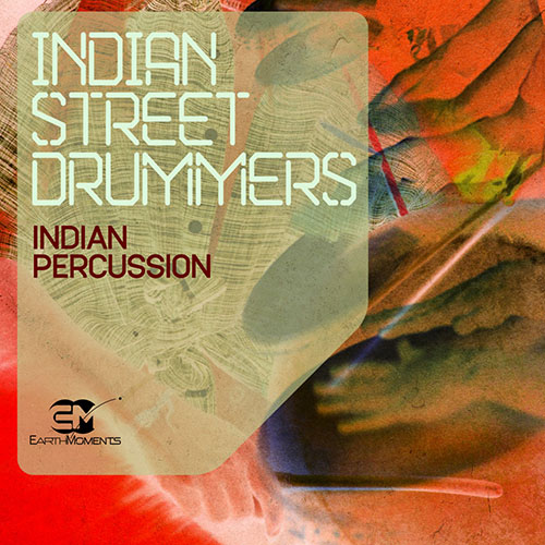 Indian Street Drummers