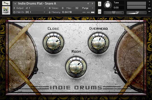 Indie Drums: Phat Boy