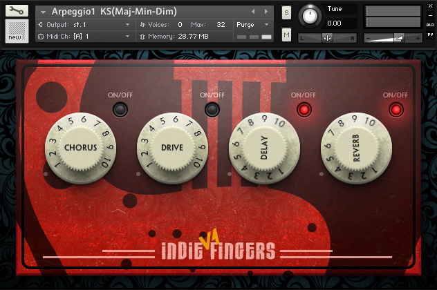 Indie Fingers Volume One: The Bridge