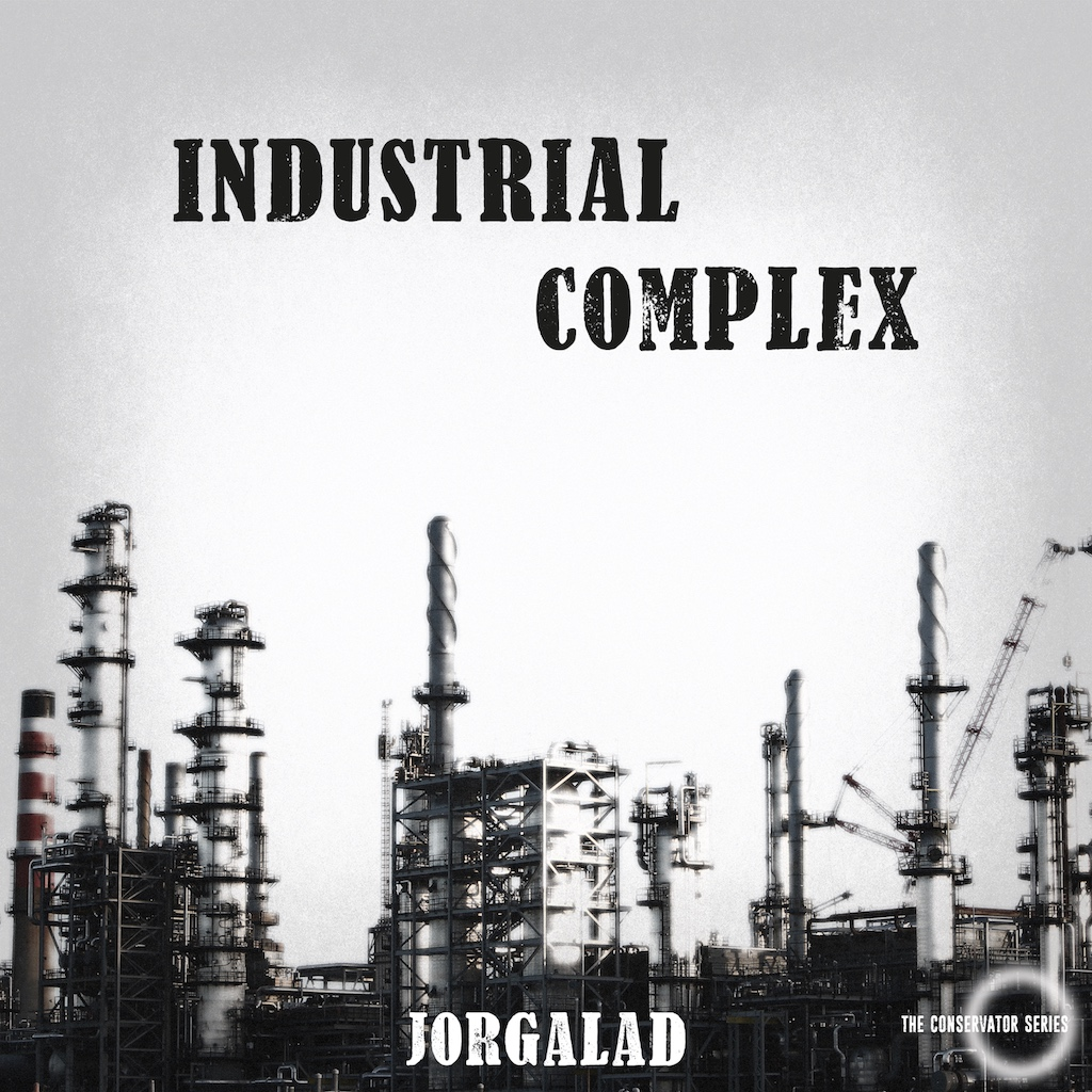 Industrial Complex by Jorgalad