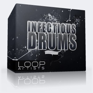 Infectious Drums - Hip Hop Drums Loop Pack