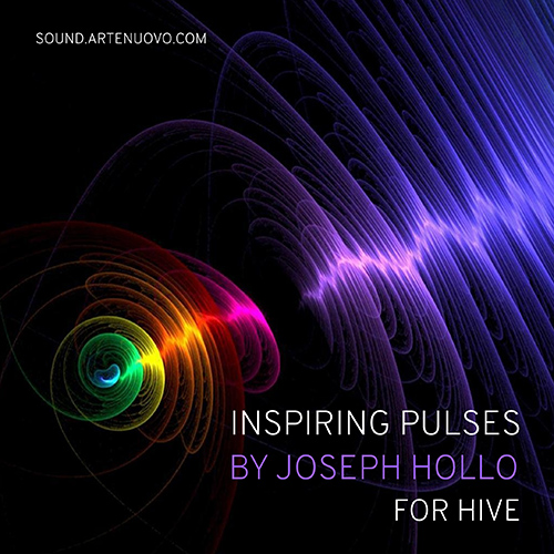 Inspiring Pulses for Hive by Joseph Hollo