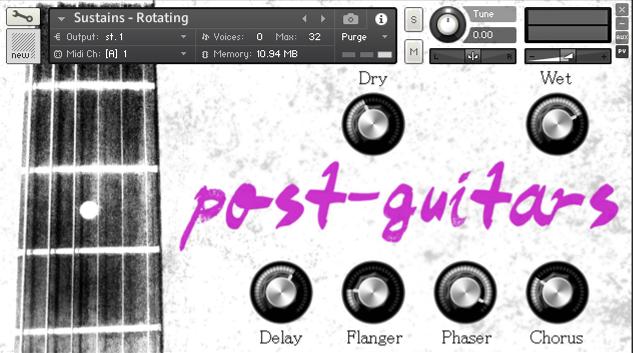 Post-Guitars