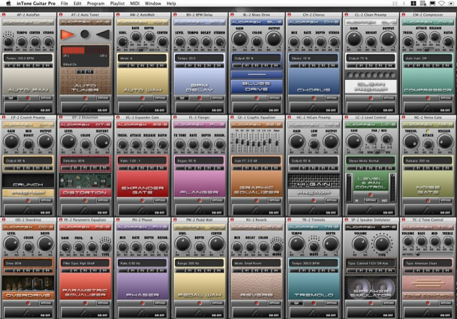 kvr intone guitar by audified plug in chainer rack vst plugin. Black Bedroom Furniture Sets. Home Design Ideas