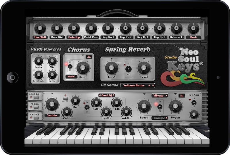 KVR: Gospel Musicians releases Neo-Soul Keys Studio for iPad with