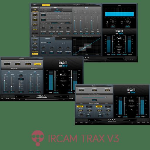 Ircam Trax v3