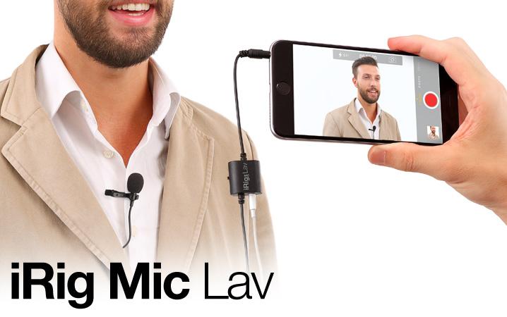 iRig Mic Lav