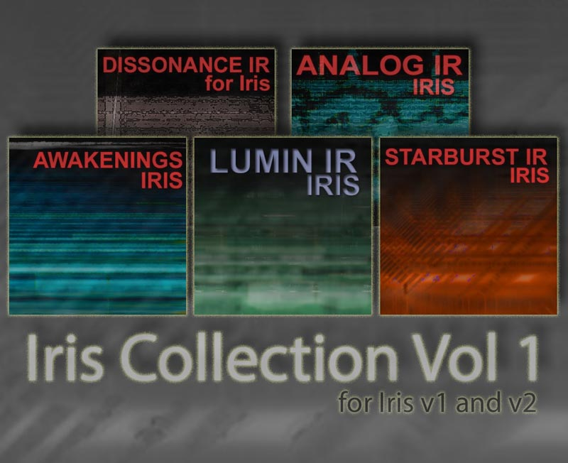 Iris Collection Volume 1
